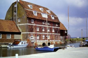 Ashlett Tide Mill